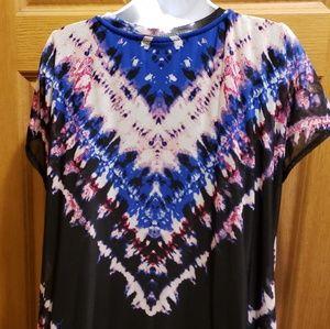 Dana Buchman Tops - Dana Buchman Knit Top - Size XL